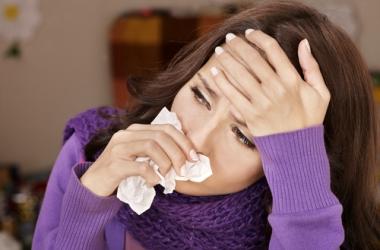 Помощь природы при простуде и ОРЗ