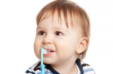 Зубная паста для детей: выбери безопасную