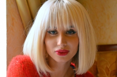 Светлана Лобода продемонстрировала невероятно яркий макияж (фото)