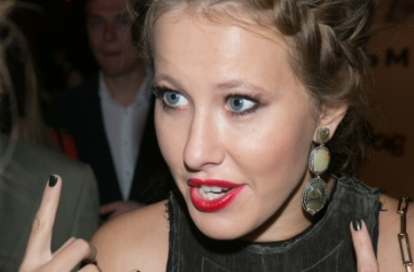 Ксения Собчак и ее бриллианты: дорогие украшения и любимый муж (фото)