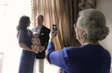 Интимные фото Кейт Миддлтон с принцем Уильямом и сыном теперь в сети (фото)