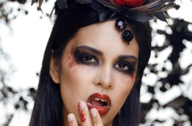 Макияж вампира на Хэллоуин 2013 своими руками: видео-урок