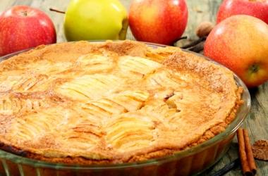 Эльзасский яблочный пирог: рецепт дня