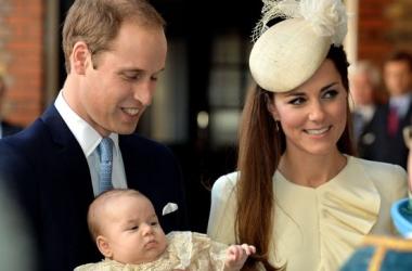 Крестины сына принца Уильяма: Кейт Миддлтон сразила всех (фото)