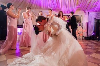 Как Машу Собко удивил любимый мужчина на свадьбе (фото)