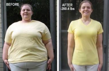 Как худеют иностранки: фотографии-мотиваторы до и после похудения (фото)