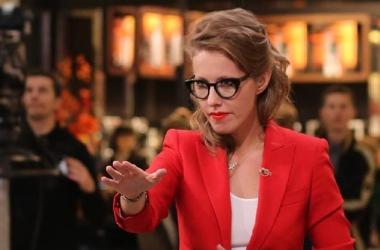 Ксения Собчак ответила тем, кто осуждает ее за работу в Украине