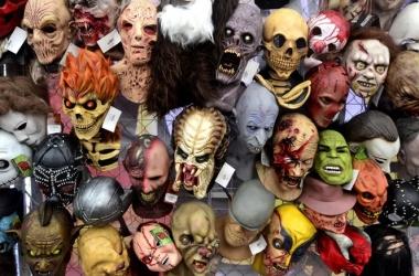 Макияж на Хэллоуин: 5 самых страшных образов своими руками