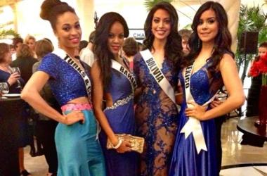 Мисс Вселенная 2013: интригующее закулисье конкурса (фото, видео)