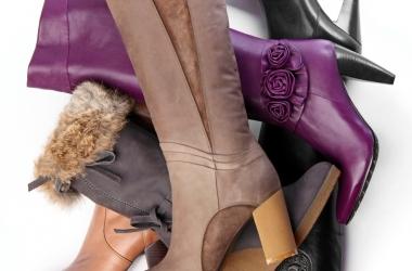 Как быть в тренде и выбрать модные сапоги 2014-2015