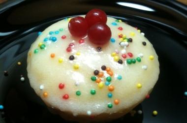 Глазированные лимонные кексы: пошаговый рецепт с фото