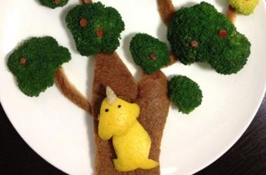 Креативные завтраки для малыша: веселые идейки для семейки (фото)