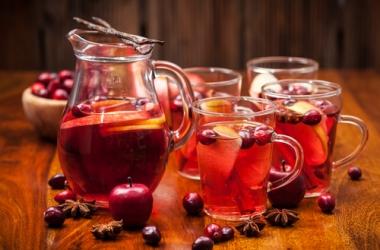 Как приготовить глинтвейн: рецепт оригинального напитка