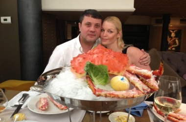Анастасия Волочкова все-таки бросила своего любимого (фото)