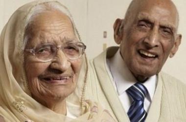 Пара, прожившая вместе 87 лет, раскрыла секрет счастливого брака