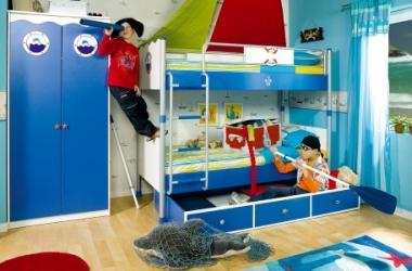 Умная детская комната: 7 правил организации