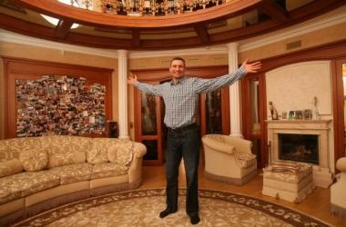 Кличко показал свою шикарную киевскую квартиру (фото)