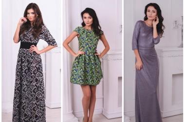 Мода осень зима 2013: выбираем платье подружки невесты