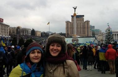 Руслана, Полякова, Кличко, Шовковский: что говорят звезды о Евромайдане (фото)