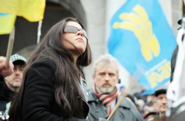 Певица Руслана записала видеообращение к россиянам (видео)