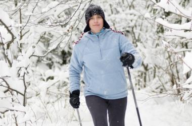 Нордическая ходьба: как укрепить сердце и суставы