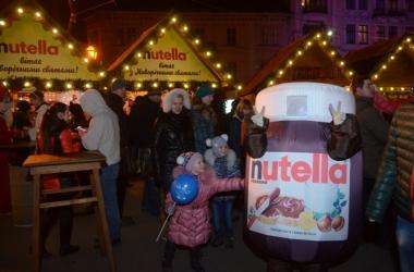Рождественская ярмарка и сладкие рекорды во Львове