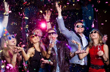 Новогодняя ночь: 6 секретов бодрости и хорошего самочувствия