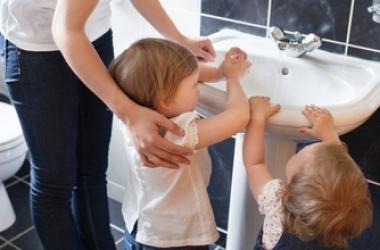 Как остановить распространение бактерий в период простуды и гриппа