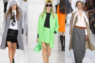 Мода весна 2014: какой плащ будет самым модным (фото)