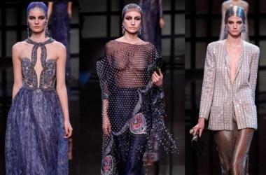 Мода 2014: чувственная роскошь от Giorgio Armani Prive (фото)
