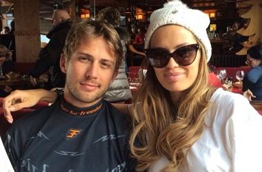 Виктория Боня опубликовала интимный снимок с любимым (фото)