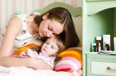 Как ускорить выздоровление ребенка при гриппе и простуде