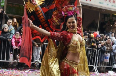 Как праздновать Китайский Новый год 2014: интересные обычаи (фото)