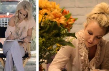 Модный провал: Бритни Спирс на шоу в рваной блузе (фото)