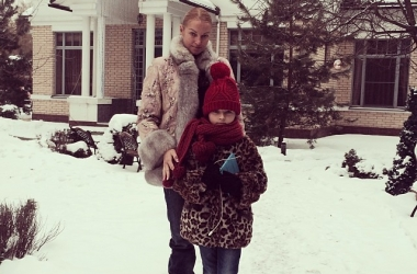 Дочка Насти Волочковой удивила невероятным трюком (фото)