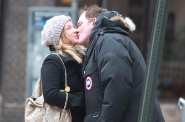 Квентина Тарантино с девушкой застукали папарацци (фото)