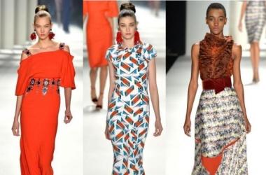 Что будет модно осенью 2014: показ Carolina Herrera (фото)