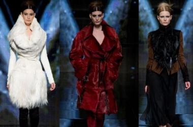 Мода осень 2014 Donna Karan: какие пальто и куртки будут в моде (фото)