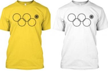 Олимпиада: нераскрывшееся кольцо стало модным трендом (фото)