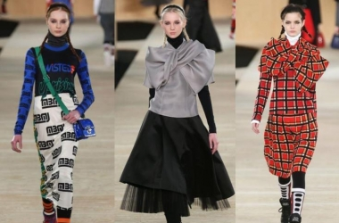 Мода осень 2014: как стать стильной бунтаркой от Marc Jacobs (фото)