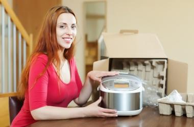 Мультиварка DEX DMC 6 поможет сэкономить время на приготовлении еды