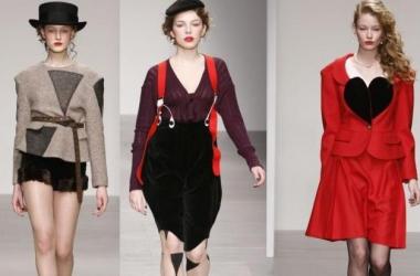 Мода 2014: невероятное смешение стилей от Vivienne Westwood (фото)