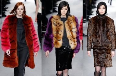Мода осень-зима 2014: какие меха будут в тренде (фото)