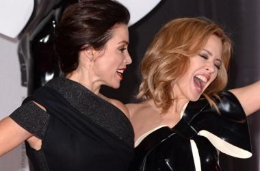 Кайли и Данни Миноуг: стильные сестры скопировали друг друга (фото)