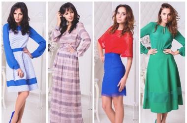 Мода весна 2014: в тренде романтический стиль (фото)