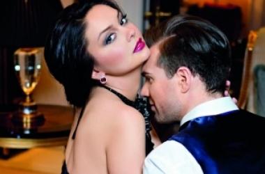 Искорнев и Скорикова показали эротичную чувственность (видео)