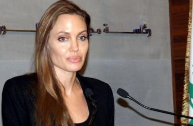Анджелина Джоли ужаснула своим видом (фото)