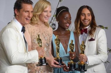 Победители Оскар 2014: названы имена самых лучших (фото)