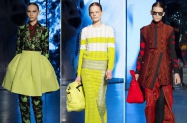 Мода осень 2014: лучший эксперимент стиля от Kenzo (фото)