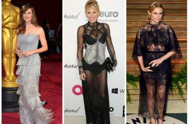 Оскар 2014: худшие наряды звезд на церемонии (фото)